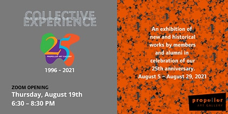 Collective Experience ZOOM Members and Alumni Celebration tickets