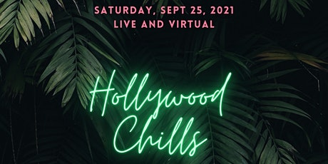Hollywood Chills 15: Entertainment Summit (Live & Virtual) tickets