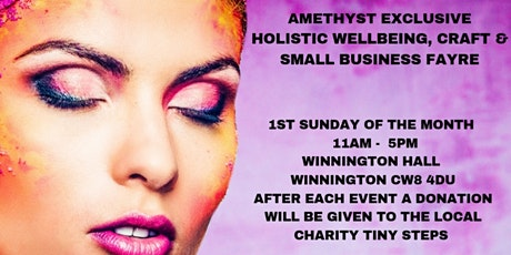 Holistic Health, Craft & Small Business Fayre tickets