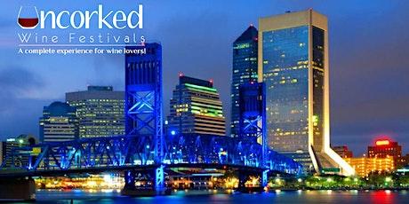 Uncorked: Jacksonville Wine fest tickets