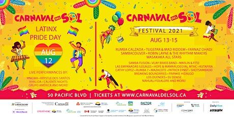 Carnaval del Sol Festival 2021 tickets
