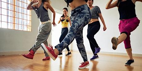 Online Hip Hop Dance Fitness for Kids & Teens tickets