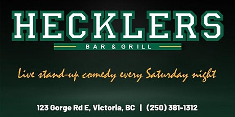 Hecklers & Comedy Here Often present: Live Stand up Comedy - Every Saturday tickets