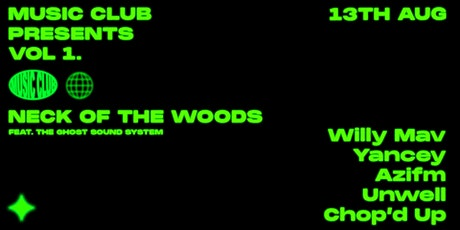 Music Club Presents Vol. 1: *Pop-Up Show* tickets