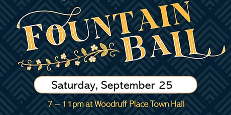 Woodruff Place Fountain Ball tickets