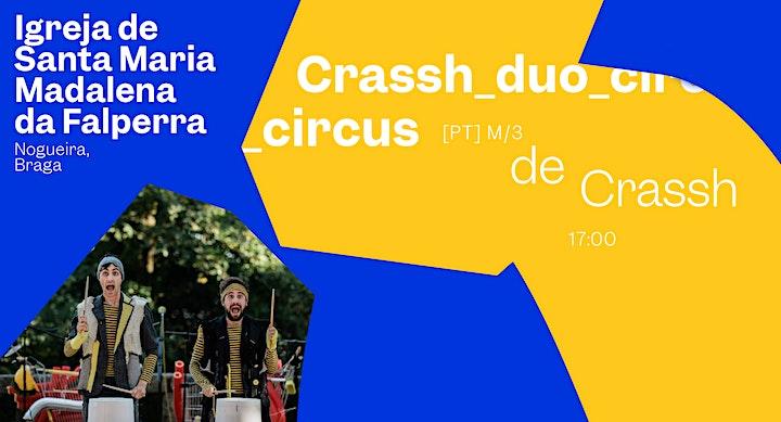 "imagem ""Crassh_duo_circus"" de Crassh [PT] - Novo Circo"
