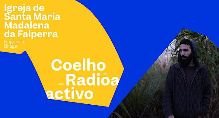 imagem Concerto Coelho Radioactivo
