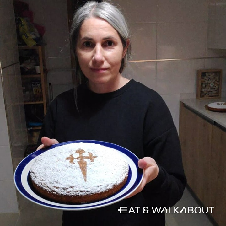 Online Cooking Class: Bake the Santiago Cake - Holy Year 2021 image