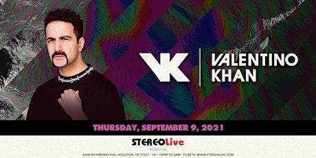 Valentino Khan - Stereo Live Houston tickets