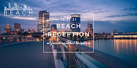 2021 REACH Reception! tickets