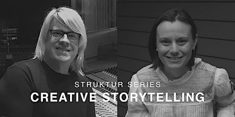 Struktur Series : Creative Storytelling tickets