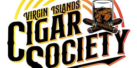Virgin Islands Cigar Society Smoke & Stroke tickets