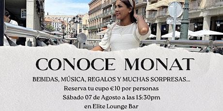 Conoce Monat tickets