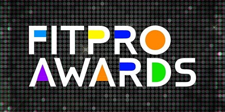 FIT PRO AWARDS 2021 tickets