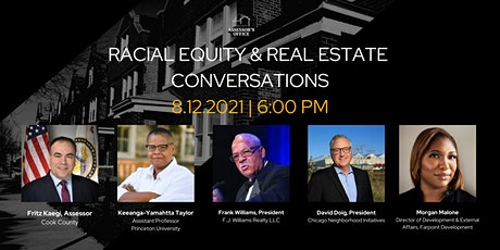 Racial Equity & Real Estate Conversations tickets