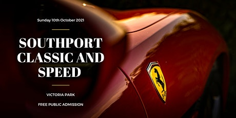 Southport Classic And Speed 2021 tickets
