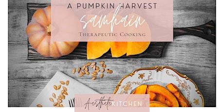 Soul Food Sunday: A Pumpkin Harvest Samhain tickets