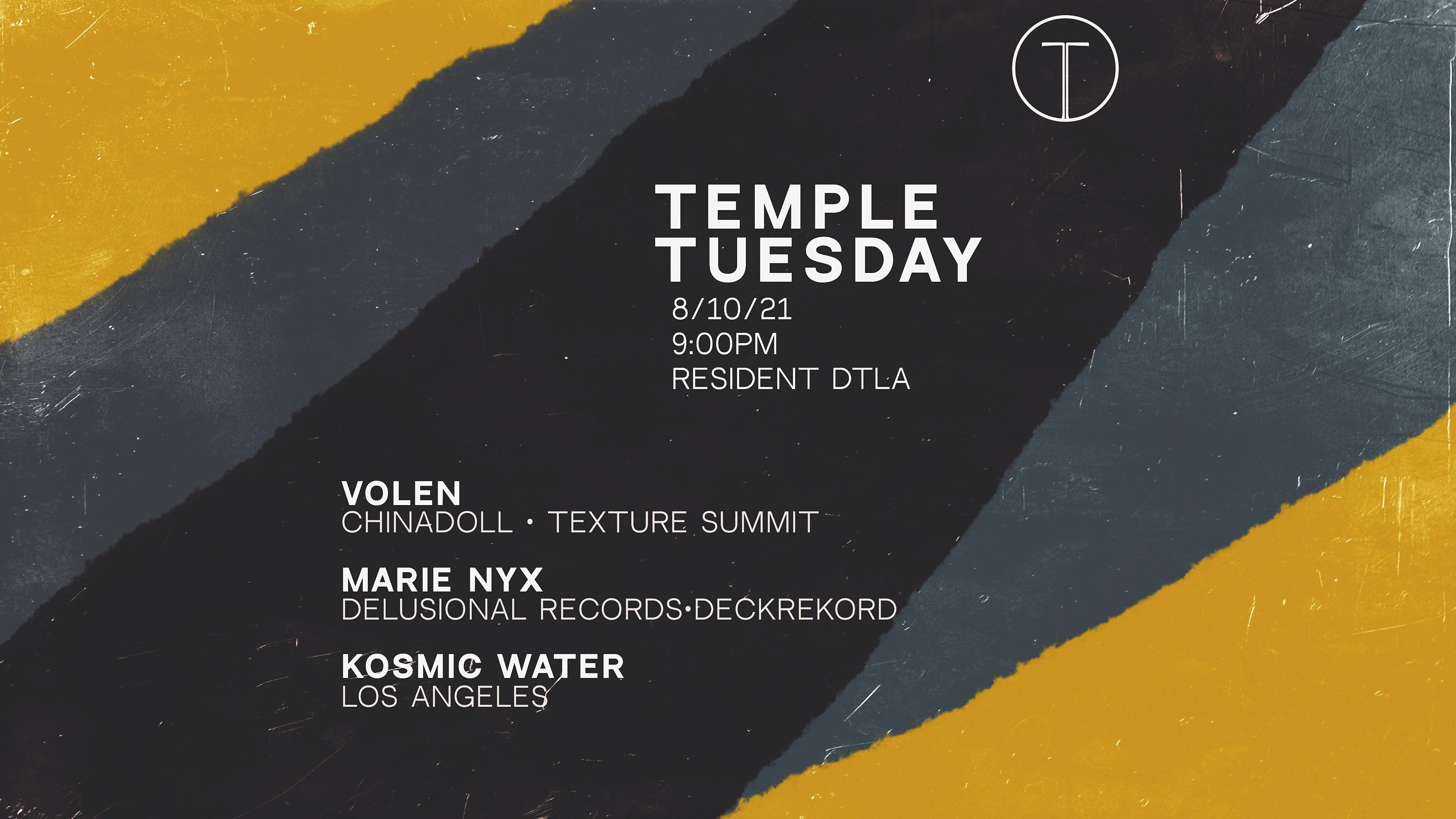 Temple Tuesday