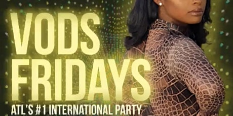 Join us at ATL's #1 Diverse Party Every Friday tickets