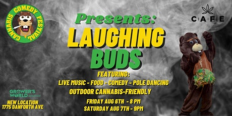 Cannabis Comedy Festival Presents: Laughing Buds tickets
