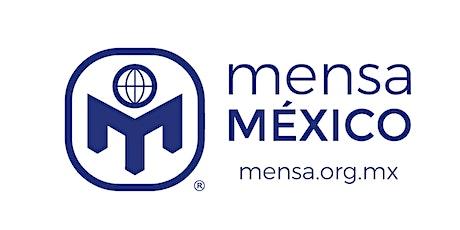 Examen de admisión a Mensa International boletos