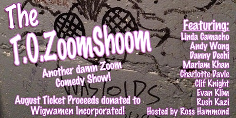 The T.O.ZoomShoom - Socially-Distanced-Summer-Lovin' tickets