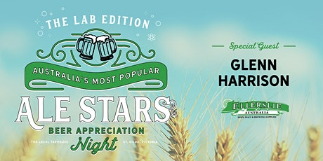 ALE STARS The Lab Edition with Glenn Harrison tickets