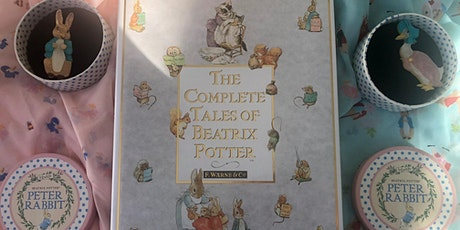 Book Week: Beatrix Potter Inspired Afternoon tickets