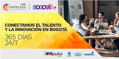 Sede CEmprende Bogotá e entradas