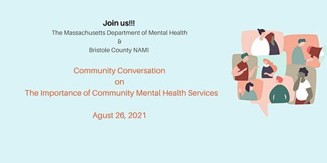 Southeast Massachusetts Community Conversation on Mental Health tickets