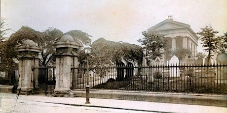 Free Taster Tour Key Hill Cemetery  for Heritage Open day tickets