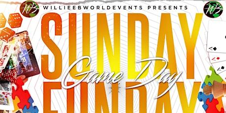 WillieeB's World Events, Sunday Funday @ metrobar tickets