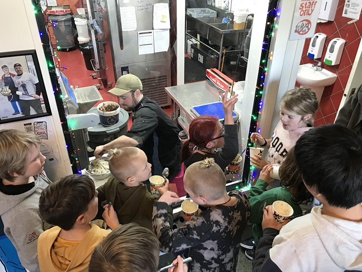 After School at Cashel St. Kids Gelato Class! (8-12 years) image
