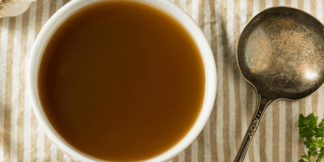 Gut-Healing Cooking Series: Beef Bone Broth Cooking with Shima Shimizu tickets