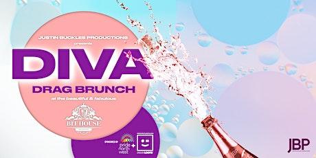 Diva Drag Brunch: Portland tickets