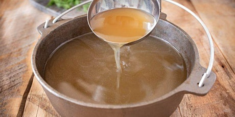 Gut-Healing Cooking Series: Chicken Bone Broth Cooking with Shima Shimizu tickets