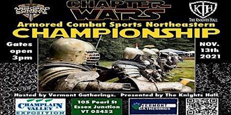 Armored Combat Sports Northeastern Championship tickets