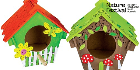 Spring School  Holidays: - Bird Houses as part of the Nature Festival tickets