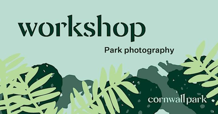 Workshop: Park photography image