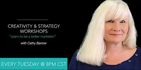 Creativity & Strategy Marketing Workshop tickets