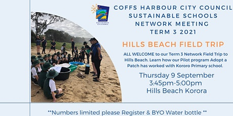 Term 3 Sustainable Schools Network- Hills Beach Field Trip tickets