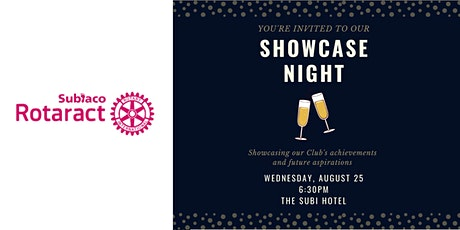 Subiaco Rotaract Showcase Night tickets