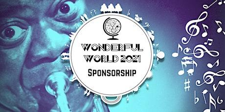 Wonderful World 2021 Virtual Gala tickets
