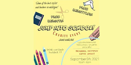 Back To School Charity Event tickets