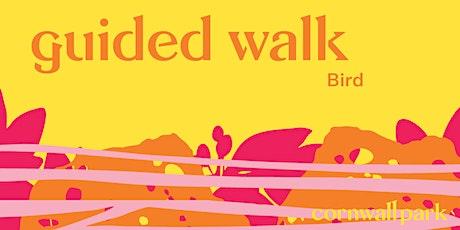 Guided Walk:  Bird tickets