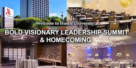 BOLD VISIONARY LEADERSHIP SUMMIT/ HU HOMECOMING 2021 tickets