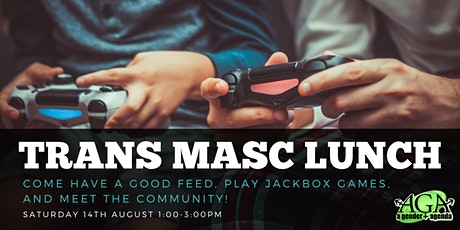 Trans Masc Lunch August tickets