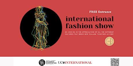 2nd International Fashion Show tickets