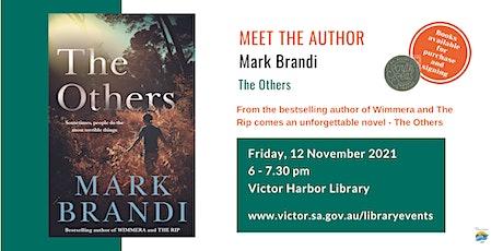 Meet the Author: Mark Brandi tickets