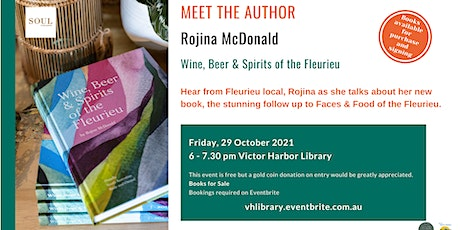Meet the Author: Rojina McDonald from Soul Publishing tickets